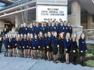 Mt. Juliet FFA Convention